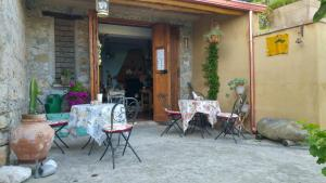 Al Melograno B&B, Bed & Breakfasts  Belmonte Calabro - big - 15
