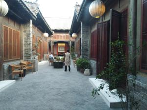 Jing's Residence Pingyao, Hotely  Pingyao - big - 166