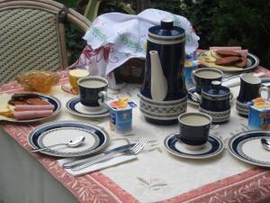 Fónagy és Walter Vendég- és Borház, Bed and Breakfasts  Vác - big - 24