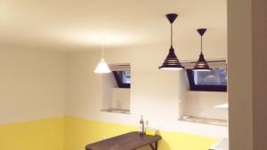 Studio apartment, Apartments  Tbilisi City - big - 1