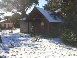 La Posada del Hobbit, Alpesi faházak  Villa Ventana - big - 23