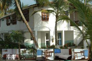 Cabañas Aqua Blue, Apartmánové hotely  Coveñas - big - 19
