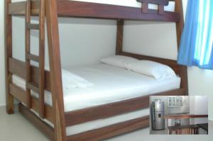 Cabañas Aqua Blue, Apartmánové hotely  Coveñas - big - 18