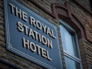 The Royal Station Hotel, Szállodák  Carnforth - big - 10