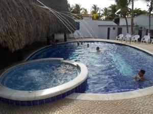 Cabañas La Fragata, Apartmánové hotely  Coveñas - big - 11