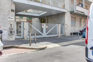 Udine Lambrate Apartment, Apartmány  Miláno - big - 10