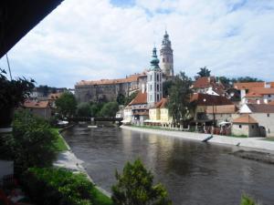 Penzion Podhradí, Affittacamere  Cesky Krumlov - big - 47