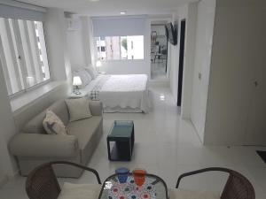 Espectaculares Vistas, Edificio Nautilus, Barrio El Laguito., Ferienwohnungen  Cartagena de Indias - big - 30