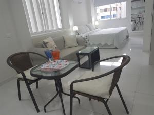 Espectaculares Vistas, Edificio Nautilus, Barrio El Laguito., Ferienwohnungen  Cartagena de Indias - big - 29