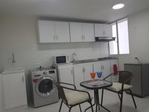 Espectaculares Vistas, Edificio Nautilus, Barrio El Laguito., Apartmány  Cartagena de Indias - big - 26
