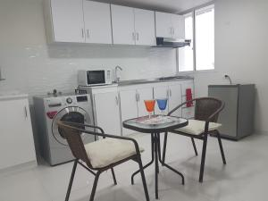 Espectaculares Vistas, Edificio Nautilus, Barrio El Laguito., Apartmány  Cartagena de Indias - big - 25