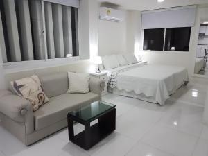 Espectaculares Vistas, Edificio Nautilus, Barrio El Laguito., Apartmány  Cartagena de Indias - big - 23