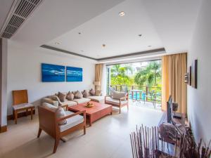 Аpartment in Pearl of Naithon, Ferienwohnungen  Nai Thon Beach - big - 2
