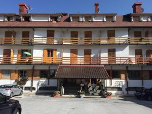 Appartamento Rivisondoli, Apartmány  Rivisondoli - big - 20