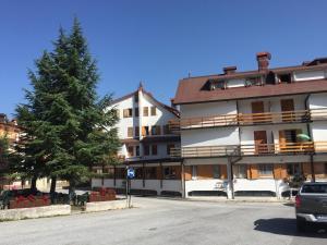 Appartamento Rivisondoli, Ferienwohnungen  Rivisondoli - big - 21