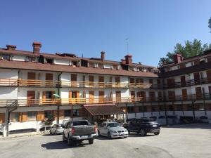 Appartamento Rivisondoli, Apartmány  Rivisondoli - big - 22