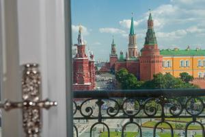 Studio s výhledem na Kreml