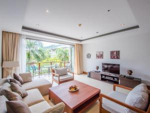 Аpartment in Pearl of Naithon, Ferienwohnungen  Nai Thon Beach - big - 10