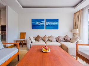 Аpartment in Pearl of Naithon, Ferienwohnungen  Nai Thon Beach - big - 11