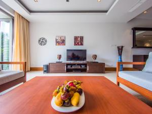 Аpartment in Pearl of Naithon, Ferienwohnungen  Nai Thon Beach - big - 16