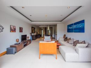 Аpartment in Pearl of Naithon, Ferienwohnungen  Nai Thon Beach - big - 18