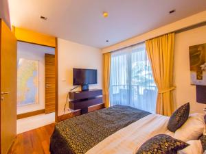 Аpartment in Pearl of Naithon, Ferienwohnungen  Nai Thon Beach - big - 25