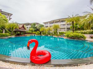 Аpartment in Pearl of Naithon, Ferienwohnungen  Nai Thon Beach - big - 31