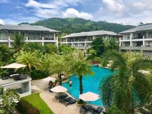 Аpartment in Pearl of Naithon, Ferienwohnungen  Nai Thon Beach - big - 40
