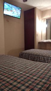 Hotel Torino, Hotel  San Nicolás de los Arroyos - big - 22