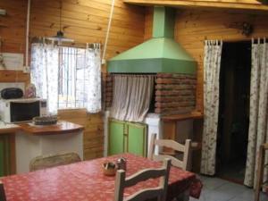 El Repecho, Chaty v prírode  San Carlos de Bariloche - big - 6
