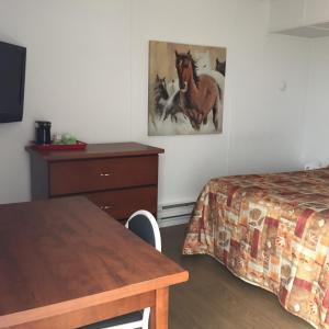Motel L'Avantage, Motel  Roberval - big - 11