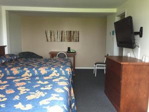 Motel L'Avantage, Motel  Roberval - big - 1