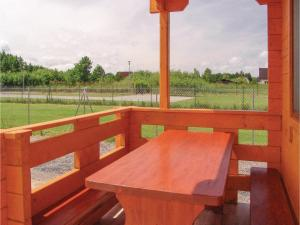 Two-Bedroom Holiday Home in Gaski, Dovolenkové domy  Gąski - big - 12