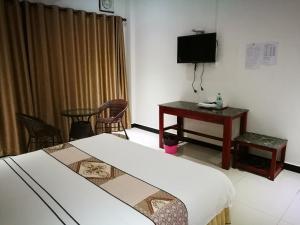 HOTEL450, Hostince  Vientiane - big - 21