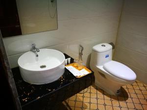 HOTEL450, Hostince  Vientiane - big - 20