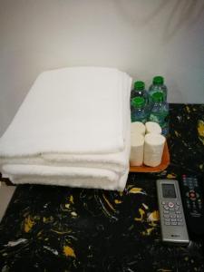 HOTEL450, Hostince  Vientiane - big - 19