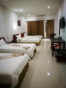HOTEL450, Hostince  Vientiane - big - 18