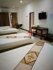 HOTEL450, Hostince  Vientiane - big - 17