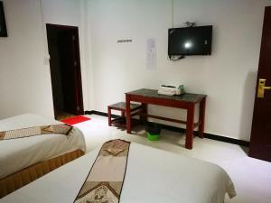 HOTEL450, Hostince  Vientiane - big - 16