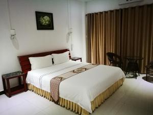 HOTEL450, Hostince  Vientiane - big - 11