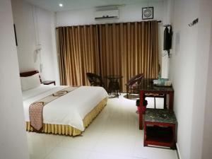 HOTEL450, Hostince  Vientiane - big - 9