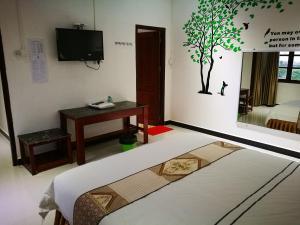 HOTEL450, Hostince  Vientiane - big - 4