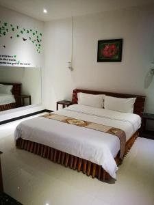 HOTEL450, Hostince  Vientiane - big - 3