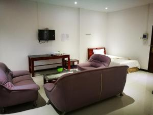 HOTEL450, Hostince  Vientiane - big - 2