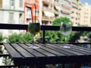 Jolene, Appartamenti  Salonicco - big - 17