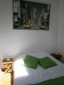 Appartements Part Dieu Sud, Апартаменты  Лион - big - 6
