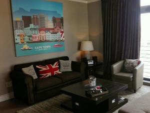 904 Quayside Apartment, Apartmány  Kapské Mesto - big - 15