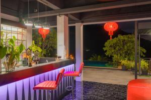 Villa Nap Dau Crown, Виллы  Чалонг - big - 19