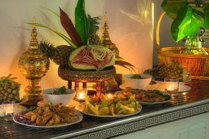 Villa Nap Dau Crown, Виллы  Чалонг - big - 24