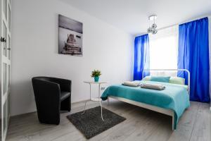 Zlota z dwoma sypialniami, Apartmány  Varšava - big - 6